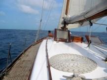Sailing trip to Panama