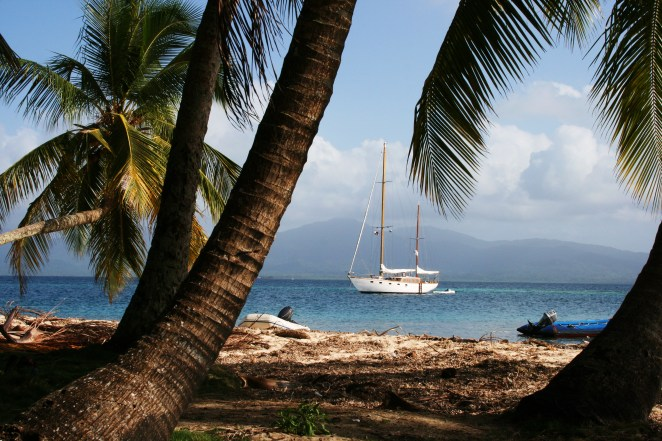San Blas adventure sailing Colombia to Panama 819