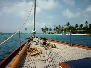 San Blas Adventure sailing from Cartagena to Panama 816