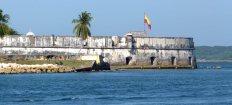 Boat Cartagena to Panama 008