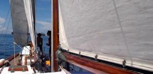 sailing trip colombia to panama
