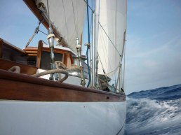 Sailboat trip from Cartagena to Panama 124