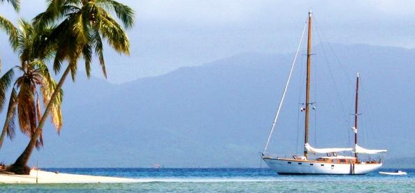Sail Panama to Colombia 120