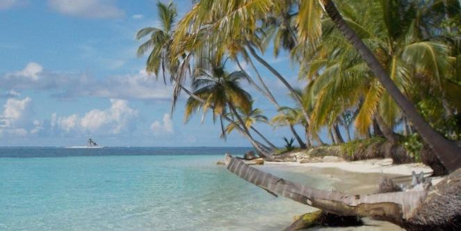Boat Panama to Colombia via San Blas