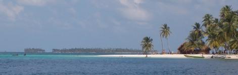 Sailing Panama to Colombia