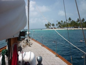 Sailboat Panama to Colombia 101
