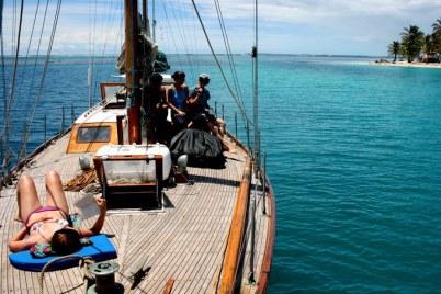 Sailing Panama to Colombia 104