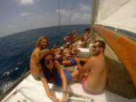 Panama to Colombia by sailboat 102