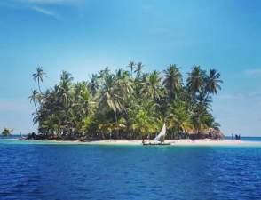 Sailing Panama to Colombia via San Blas 081