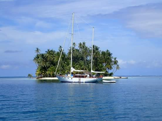Blue Sailing San Blas Adventure Cartagena to Panama