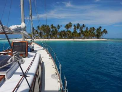 Boat Cartagena Colombia to Panama