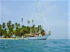 Sailboat San Blas Adventure from Panama to Colombia