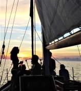 Blue Sailing San Blas Adventure boat Panama to Colombia