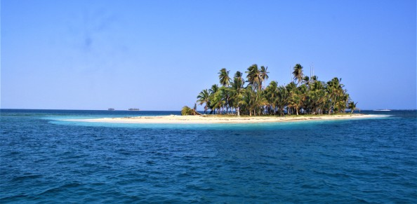 San Blas Adventures sailing from Panama to Colombia