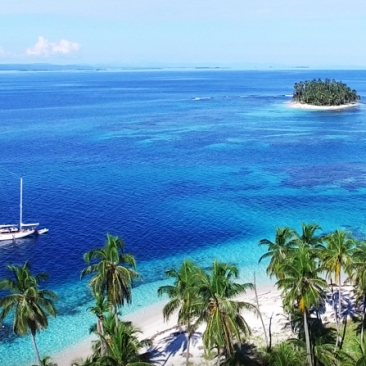 Ave Maria Sailing trip Panama to Cartagena